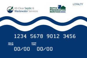Realtor Loyalty Program, All-Clear Septic