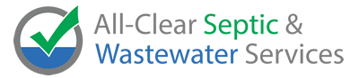 All Clear Septic – Norton, MA Logo